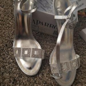 Cute vogue open toe heels